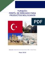 Acceso Mercado Turquia