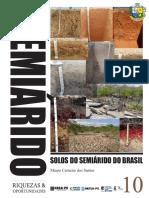 Caderno 10 - Solos Do Semiárido Do Brasil