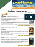 Catalogue Rdf Editions