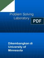 Problem Solving Laboratory