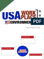 USA Workplace Environment Corcomm PDF