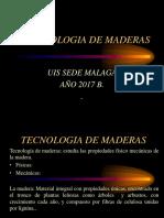 Tecnologia de Maderas