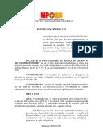 Resolução 004.2010-CPJ (Objeto ICP - Cnmp)
