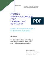 Guide méthodologique pour la rédactions de travaux - ULB.pdf