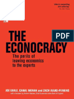 The Econocracy - The Perils of Leaving Economics to the Experts.pdf