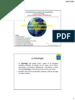 Capitulo Viii. Principios de Hidrologia e Hidrogeologia