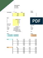 2D Truss - 3 elements and 3 nodes.xls