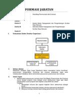 Informasi Jabatan Subbag Perencanaan Dan Evaluasi Bkpsdm