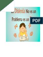 Trabajo Final La Dislexia