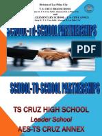 School to School Terminal Report