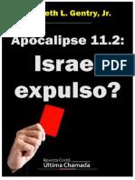 Apocalipse 11 Israel Expulso