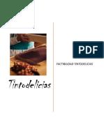 Tin to Delicias