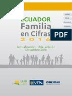 ILFAM Ecuador Publicación01 Texto.pdf. Ecuador Familia en Cifas 2016