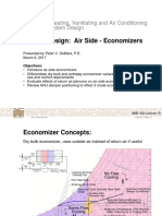 AME442 17 Lecture 19 (System Design - Air Side - Economizers).pdf