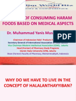 Bahaya Makanan Haram