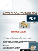 Motores Autopropulsion