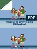 Intervención Familiar