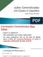Aula 07_Correlações Generalizadas Para Gases e Líquidos