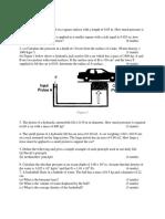 Tutorial 2 Hydrostatics (1)