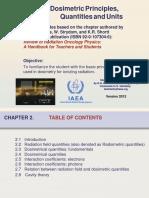 Chapter 02 Dosimetric Principles