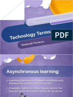 technology terms torrance pdf