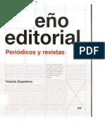 ZAPPATERRA, Yolanda. Diseño Editorial. Periódicos y Revistas [Gustavo Gili]