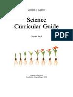 sciencecurriculum 2013