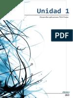 Unidad 1 Desarrollar Aplicaciones Web Forms