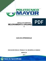 Guia de Mejoramiento Organizacional 1