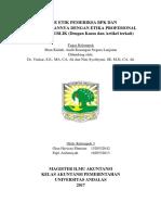 Materi Kode Etik Pemeriksa BPK (Klp 3)