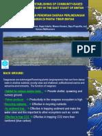 Seagrass Management in Bintan