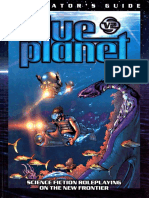 Blue Planet v2 (2nd Ed) - Moderator's Guide