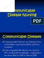 Communicable Disease Nursing