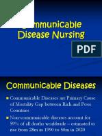 Communicable Disease Nursing