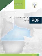 01977-15 ANEXO I Diseño Curricular Teatro