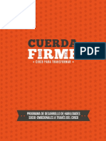 Sistematizacion Programa Cuerda Firme