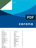 Manual identidad corporativa deCorona