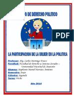 T.P. Derecho Político