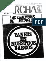 1971, Octubre 8 - RAMA, Ángel, Una Generación a Salto de Mata - Marcha, No. 1564