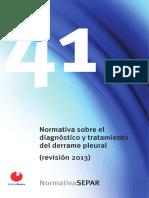 Guia Derrame Pleural
