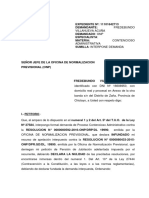 Derecho Administrativo-modelo Demanda
