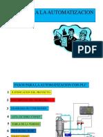 PASOS PROGRAMACION PLC