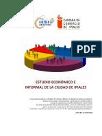 3 Estudio Economico e Informal de Ipiales