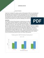 bcom 214 performance evaluations