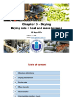 Le Ngoc Lieu_lecture 5_chapter 3_ Drying Rate