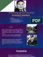 Shigeo Shingo bibliografia