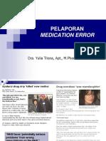 Presentasi Medication Error WS TTK Hisfarsi DKI 2017