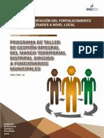 Programa de Taller - Fcnl