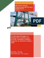 Tendencias Globales en Precios de Transferencia (OCDE y Estados Unidos)-Impacto en América Latina y Asia