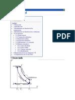 Ciclos Formulas